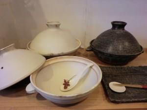 秋谷茂朗さんの土鍋