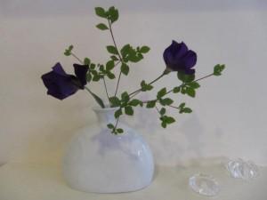 凸凸製作所よぎみちこさんの花器