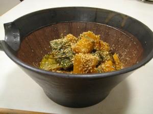 泉田さんのすり鉢